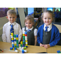 Whose tower is tallest?