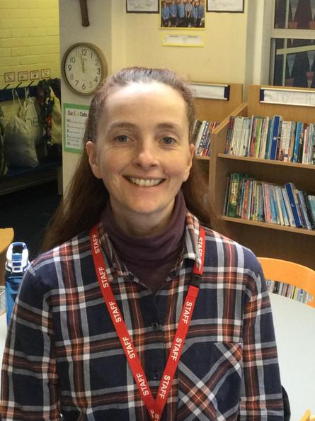 Mrs Langbridge Teaching Assistant