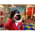 Hunting for shapes in the classroom