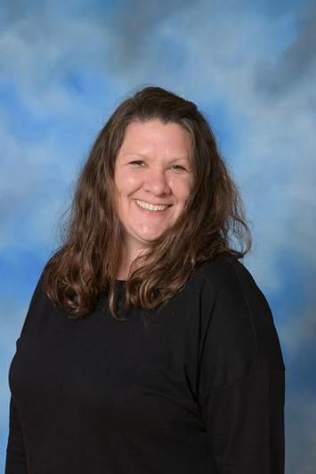 Miss Gregory-Norton - Apprentice TA & Lunchtime Supervisor