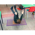 Some yoga!
