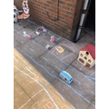 Evie's map