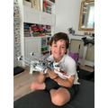 Theo's Lego