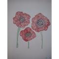 Pointillism Artwork