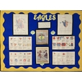 Eagle class have been learning how the heart works.