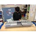 Aaron - musician.