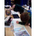 Using Google Earth to investigate physical features of the coastline.