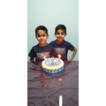 Happy Birthday Hadi and Mahdi