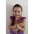 Sienna's memory jar