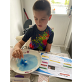 Surface tension science by Alfie