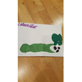 Creating Squiggle Drawings at Home