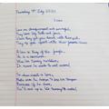 Ibrahim's lion poem
