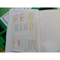 Our kindness cards as we think of others