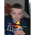Lego Life Form Entry