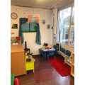 Our role play corner