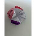 French - fortune teller making!