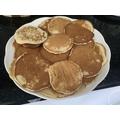 Lent - Making Pancakes