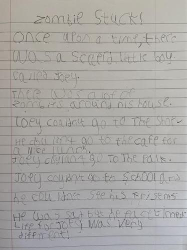 Theo's fantastic writing