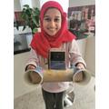 Mariam's speaker system