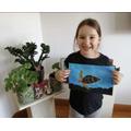 Sienna's art