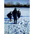 Snow Day in School - Break Time