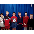 Wearing Red for Red Nose Day