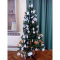 School Christmas Tree