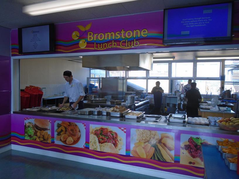 Bromstone Lunch Club