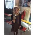 08.03.19 - This week's winner, Ruby!