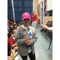 13.07.18 - This week's winner, Kerris!