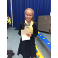 18.10.19 - This week's winner, Bella!