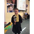 06.03.20 - This week's winner, Kiera!