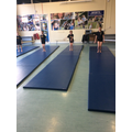 Gymnastics Display 2018