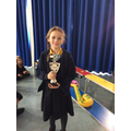 07.02.20 - This week's winner, Emily!