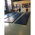 Gymnastics Display Jan 2018