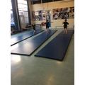 Gymnastics Display Jan 2018
