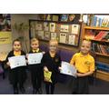 Our KS1 Winners
