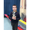 11.01.19 - This week's winner, Sam!