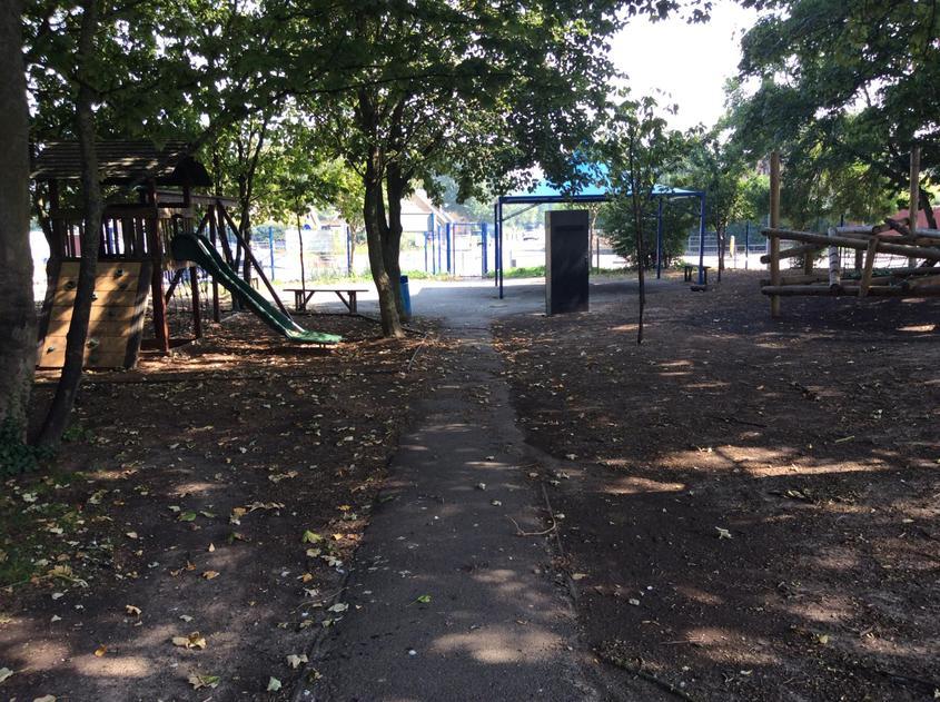 The adventure playground