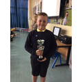 25.05.18 - This week's winner, Oscar!