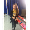 06.09.19 - This week's winner, Millie!