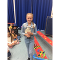 28.06.19 - This week's winner, Bella!