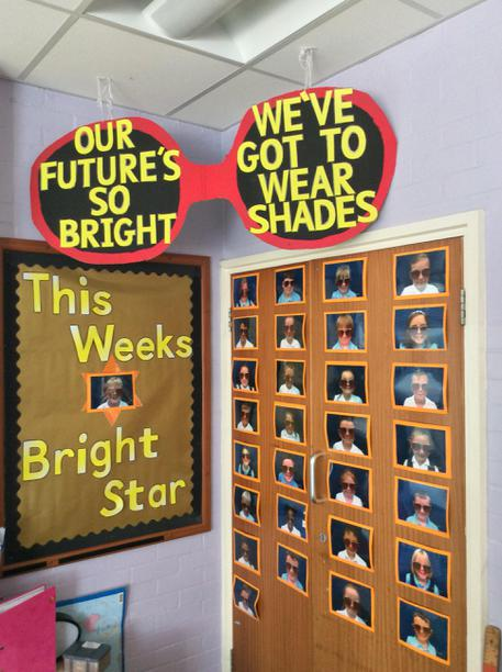 Our Star of the Week corner
