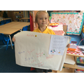 Aurora from Year 1's Canterbury class
