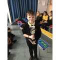 08.02.19 - This week's winner, Alfie!