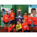 Bromstone football team March 2108