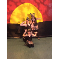 Musical Theatre Group Performance of 'Lion King'
