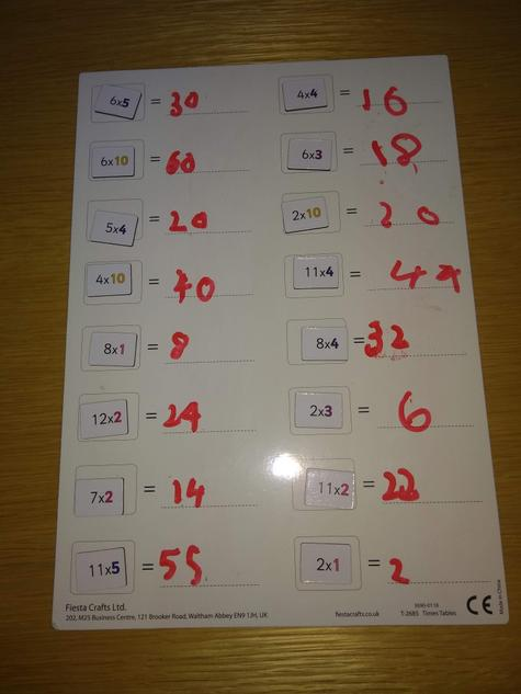 More Marvellous Multiplication