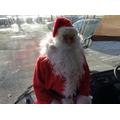 Thank you Santa! See you next Christmas