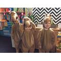 Three camels.